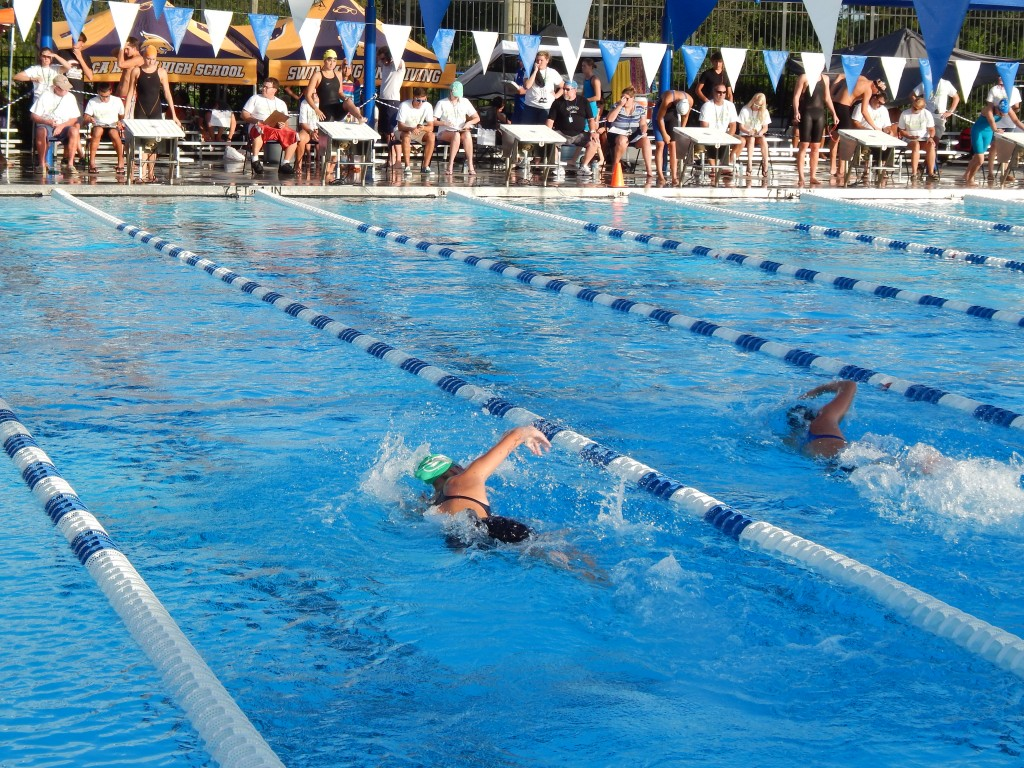 fspa swim meet 2013