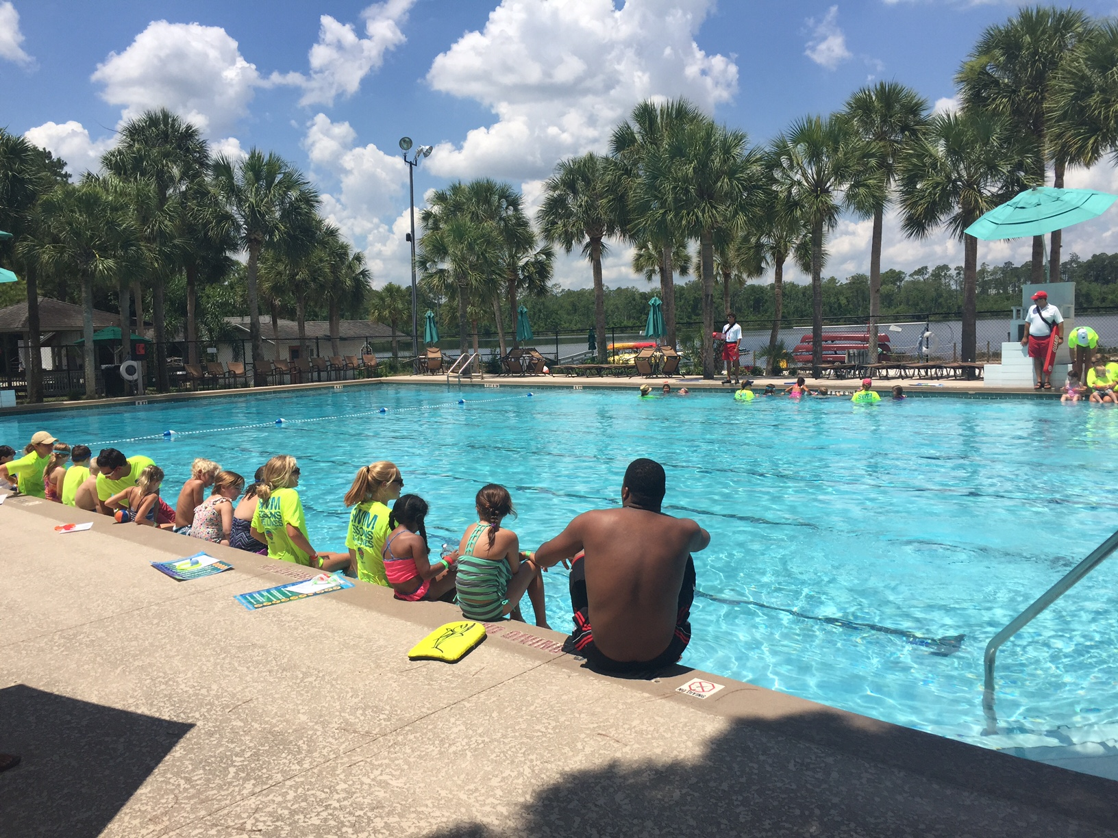 february 11 2016 as the rio summer olympics are around the corner and our chapter being involved in many water safety events in and around orlando this