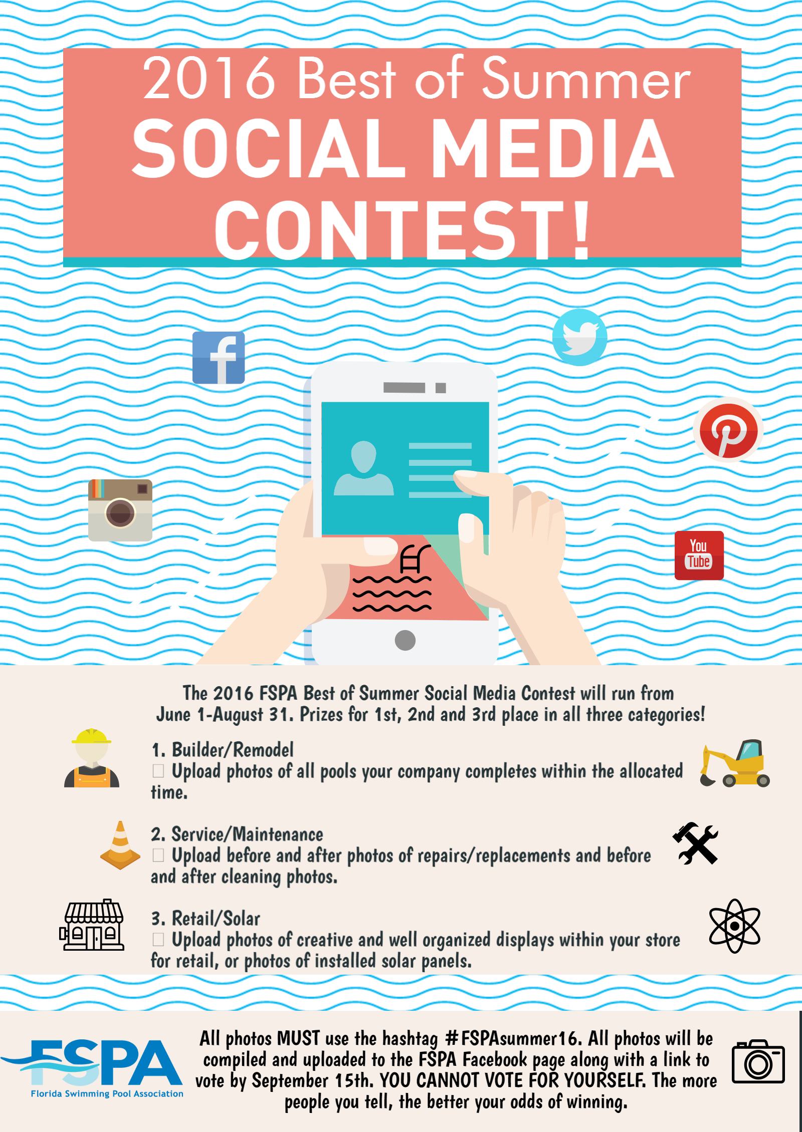 Winners Summer Social Media Contest Fspa