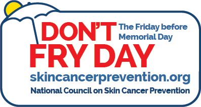 Don't Fry Day poster