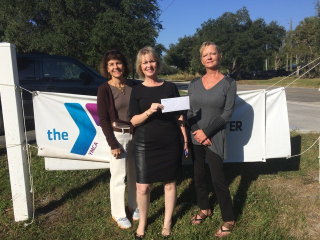 Check to Gulf Coast Community Foundation